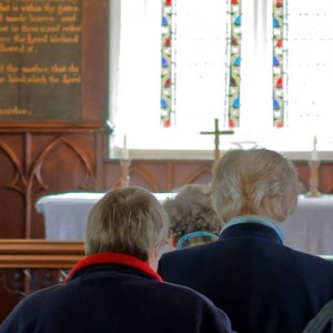 Holy Communion (CW) @ St. Edmund's Church | Fareham | United Kingdom