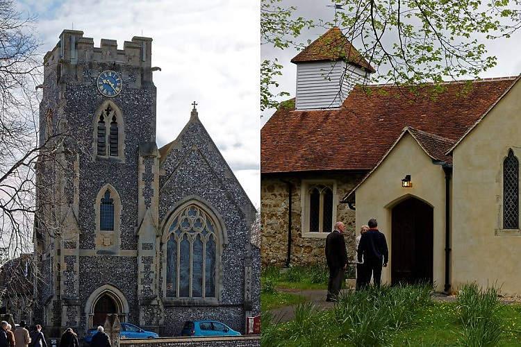 crofton parish two churches