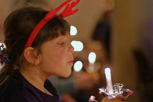 Christingle Service @ Holy Rood Church