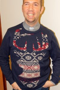 Christmas Jumper Service @ Holy Rood Church