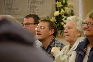 Annual Meeting and Cream Tea @ Holy Rood Church