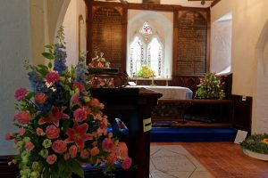 Morning Worship @ St. Edmund's Church