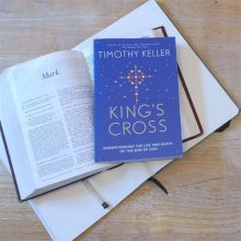 photo of King's Cross book and Bible
