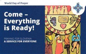 World Day of Prayer Service @ St. Faith's Church