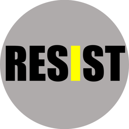Resist series logo