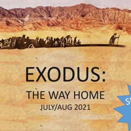Exodus, the way home series image