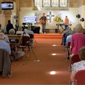 Family Worship in Church and Online @ Holy Rood Church and Facebook and Website